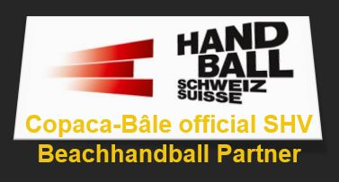 Beachhandball Schweizermeisterschaft Junioren/innen in Basel